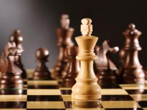 Вставка шахматы