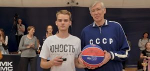 Омельницкий Георгий - MVP