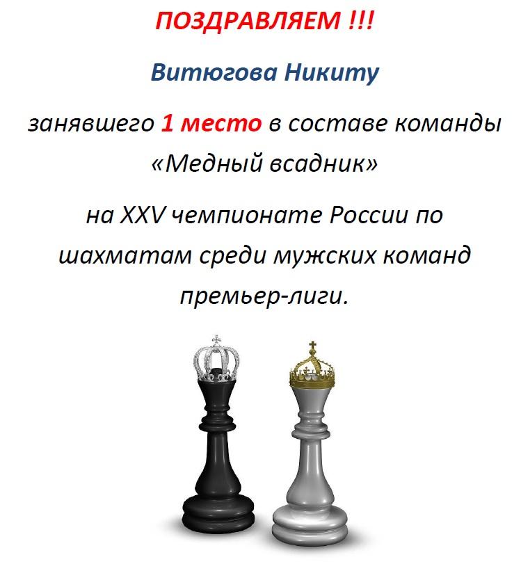 Чемпионат России 2018
