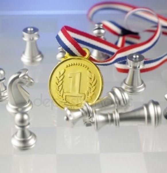 1 место чемпионата Финляндии по решению шахматных задач