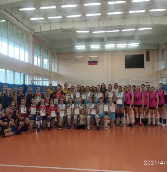 Турнир по волейболу «Петербургская весна»