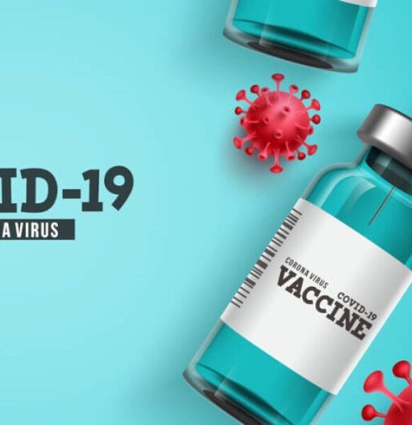 Приложение для записи на вакцинацию от COVID-19